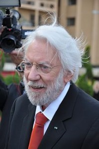 Donald Sutherland (The Italian Job, Mash, Pride and Prejudice, The Hunger Games Movie Series, A Time to Kill, Outbreak, Buffy the Vampire Slayer Movie, JFK, Animal House) - IMDB Page