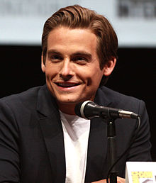 Kevin Zegers (The Mortal Instruments: City of Bones, Dawn of the Dead, Wrong Turn, The Colony, Air Bud Movies) - IMDB Page