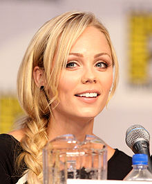 Laura Vandervoort (Ted, This Means War, Smallville, Instant Star) - IMDB Page