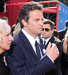 Matthew Perry (Friends, 17 Again, The Whole Nine Yards, The Whole Ten Yards, Fools Rush In) - IMDB Page