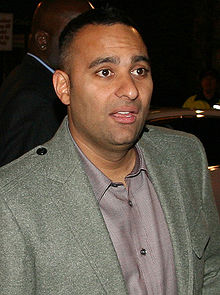 Russell Peters (Source Code, Well known Comedian) - IMDB Page