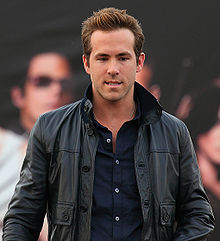 Ryan Reynolds (Van Wilder, Green Lantern, Buried, The Proposal, Smokin' Aces, R.I.P.D., The Change-Up, X-Men Origins: Wolverine, Just Friends, Blade: Trinity, and Definitely, Maybe) - IMDB Page