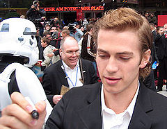 Hayden Christensen (Star Wars Episode I + II + III, Jumper) - IMDB Page