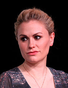 Anna Paquin (The Piano, Jane Eyre, True Blood, X-Men, X-Men 2, X-Men: The Last Stand, Scream 4) - IMDB Page