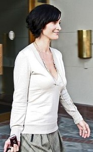 Carrie-Anne Moss (Matrix Trilogy, Chocolat, Disturbia) - IMDB Page